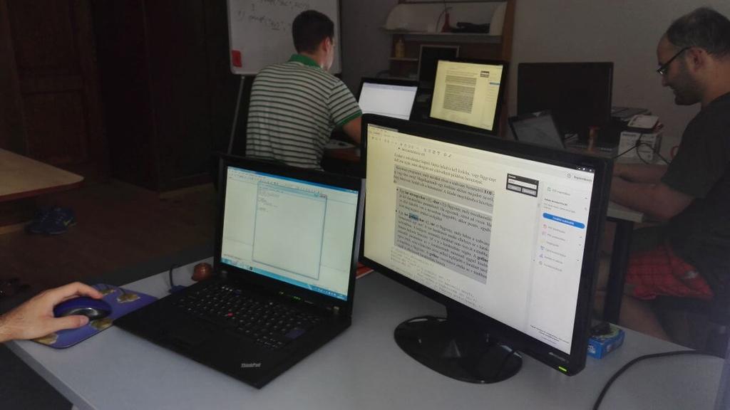 C programozás oktatás 2017 nyarán